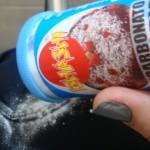 mancha desodorante