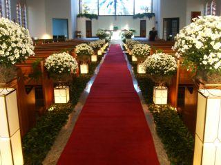 iluminação igreja