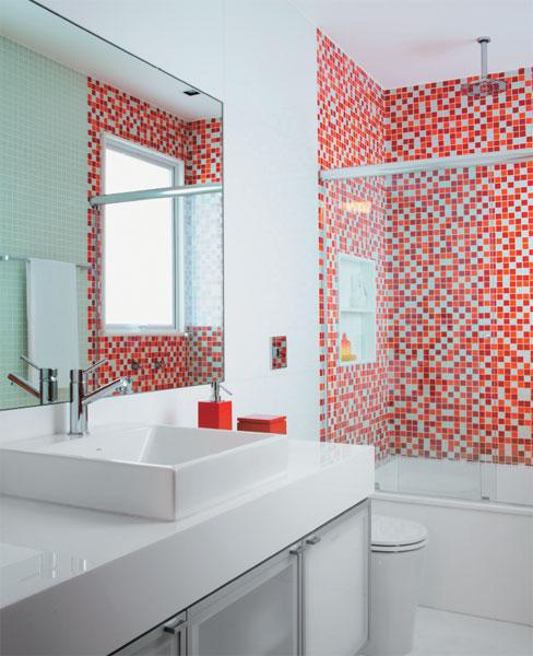 Decoração de banheiros  fotos, dicas e sugestões -> Sugestões De Decoracao De Banheiro