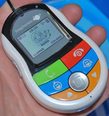 celular para crianças