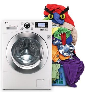 Como fazer reset na maquina de lavar roupa lg