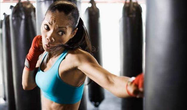 Atividade física - Boxe