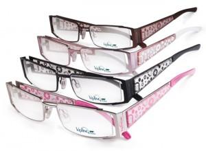 Armação de óculos infantil
